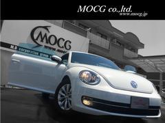 VW ザ・ビートルデザイン ICターボ 1オーナー 禁煙車 保証付