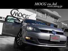 VW ゴルフTSIハイライン BMT DCCパッケージ BT 保証付