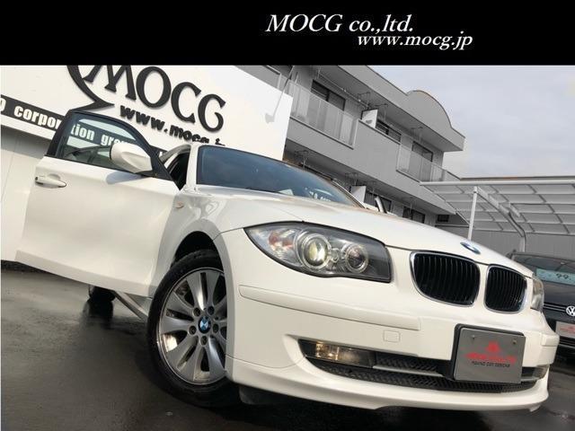 BMW 116i ナビ/地デジ/BT/ETC/Pスタート/禁煙車