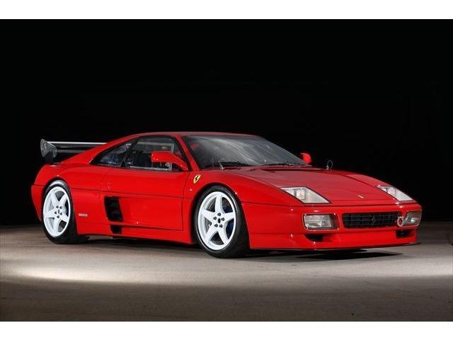 フェラーリ 348LMバージョン チューニングカー ミケロットパーツ