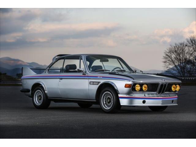 BMW 3.0CSL BMWクラシック認定証・エアロダイナミッPKG