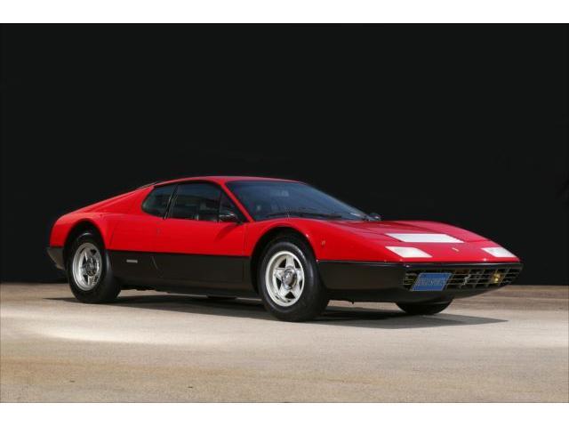 フェラーリ BB 後期型 前オーナー約19年間所有車