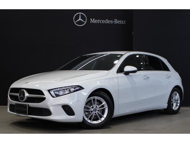 メルセデス・ベンツ Aクラス A180 スタイル 認定中古車 ナビゲーションパッケージ レーダーセーフティパッケージ デジタルホワイト
