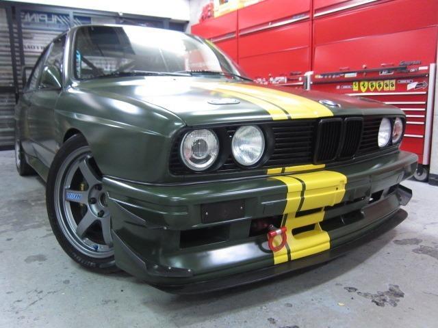 BMW M3 E30 M3スポーツエボリューション サーキット仕様