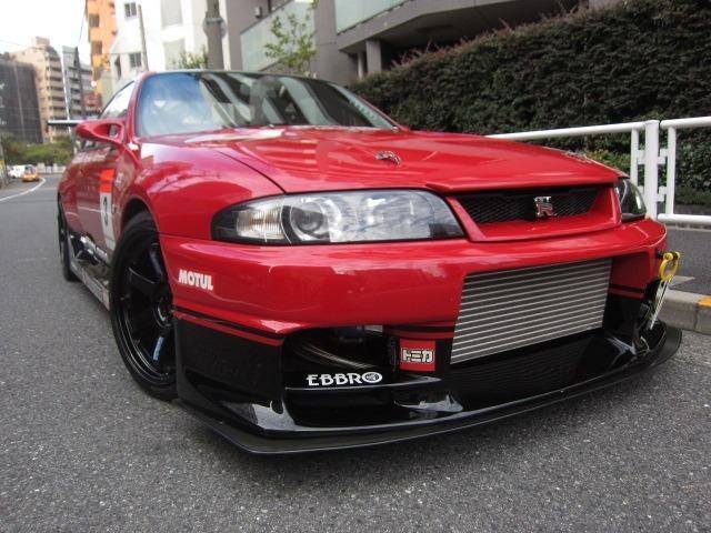 日産 GT-R 4WD サーキット仕様 シーケンシャル