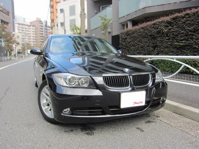 BMW 320iハイラインパッケージ ガラスサンルーフ ナビ