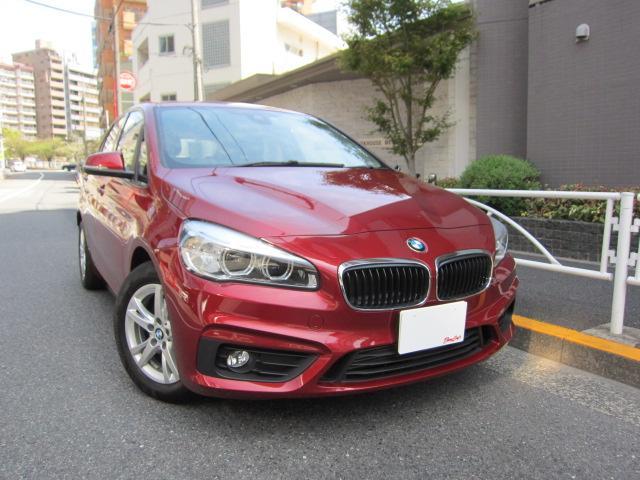 BMW 218dアクティブツアラー コンフォートP Bカメラ 地デジ