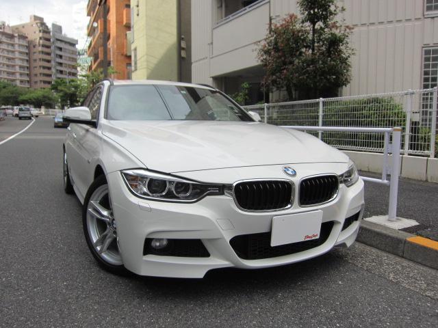 BMW 320iツーリング Mスポーツ 1オーナー 記録簿
