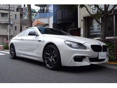 BMW640iクーペ クリームレザー サンルーフ