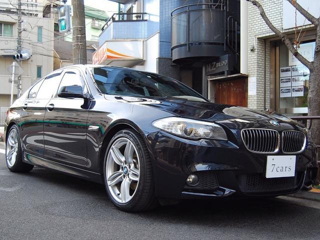 BMW 528i Mスポーツパッケージレザー