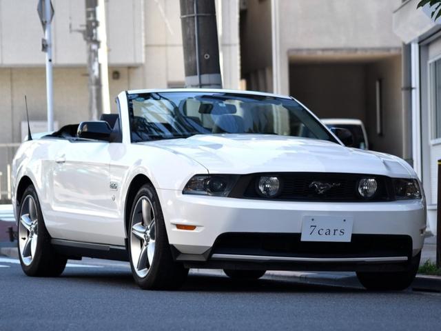 フォード マスタング V8 GTコンバーチブル プレミアム