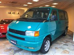 VW ヴァナゴンGL ワンオーナー