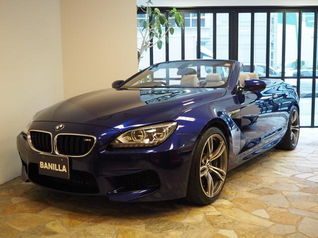 「BMW」「BMW M6」「オープンカー」「東京都」の中古車