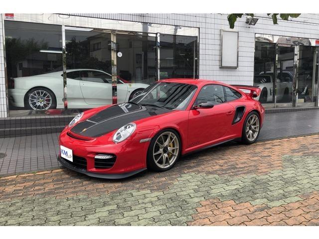 ポルシェ 911GT2 RS COX物 限定500台 ワンオーナー