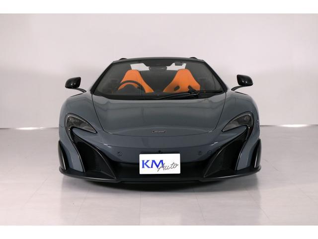 「マクラーレン」「マクラーレン 675LTスパイダー」「オープンカー」「東京都」の中古車