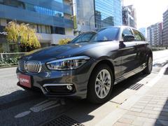 BMW118i スタイル 純正ナビ バックカメラ パークアシスト