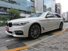 BMW523iツーリング Mスポーツ 黒革 ドラレコ 地デジTV