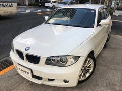 BMW116i Mスポーツパッケージ 1オーナー 記録簿 HID