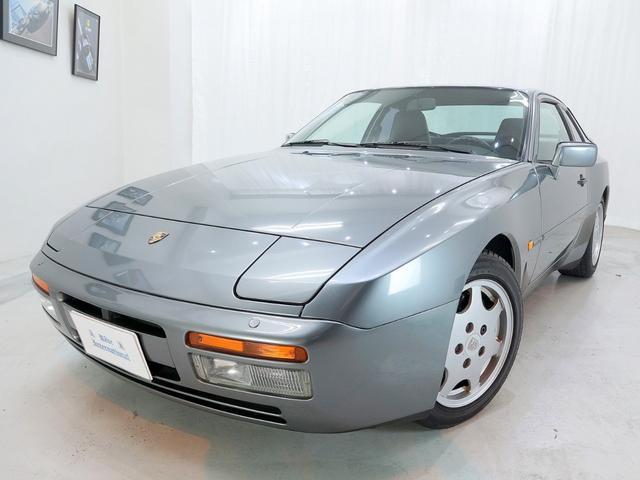 ポルシェ 944S2 D車 5MT 5万キロ台  車検長 最終モデル
