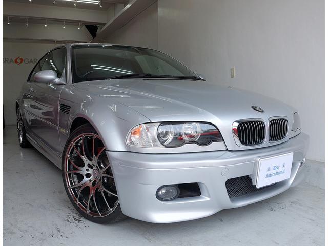 BMW M3 6MT チタンマフラー RAYS AW Hレザー SR