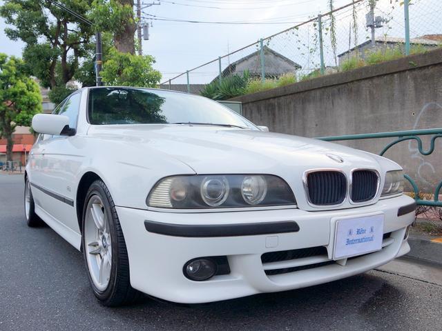 BMW Mスポーツ アルピンホワイト サンルーフ エンジェルアイ