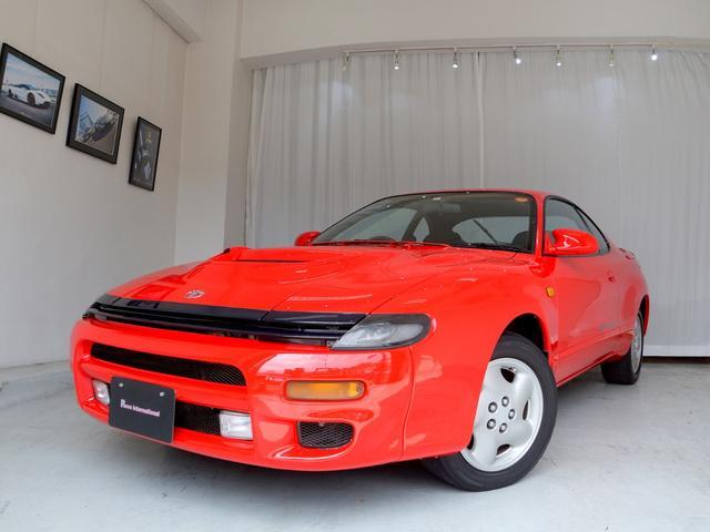 トヨタ GT-FOUR RC ワンオーナ ノーマル車 限定車 5MT