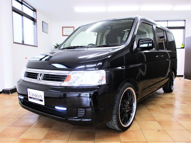 ホンダ RINEI製キャンピング 4WD サンルーフ 19inAW