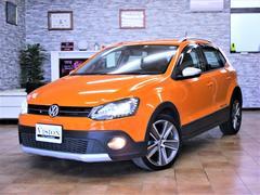 VW ポロクロスポロ ナビBluetoothTVETC  17AW
