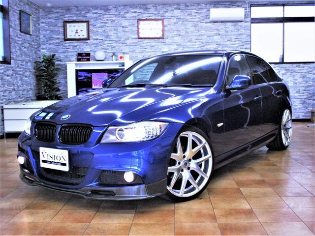 BMW 320iMスポーツLCI 社外20AW&マフラー Cアクセス