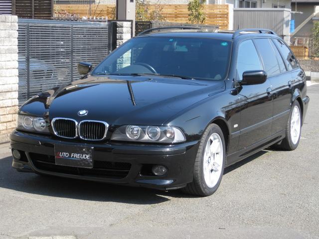 BMW 525iツーリング Mスポーツパッケージ  ナビ ドラレコ