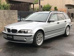 BMW318iツーリング BBS17 最終型 ナビ クリアウインカ