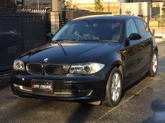 BMW120i ハイラインパッケージ 本革 HDDナビ Bカメラ