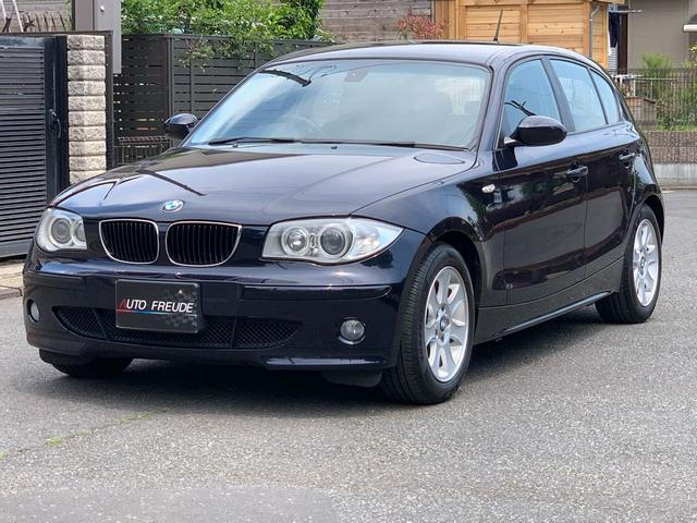 BMW 118i キセノンライト プッシュスタート
