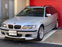 BMW325iツーリング Mスポーツ 後期 サンルーフ キセノン