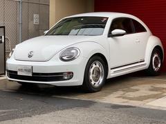 VW ザ・ビートルスペシャル・バグ 限定車 ナビ 地デジ ドラレコ