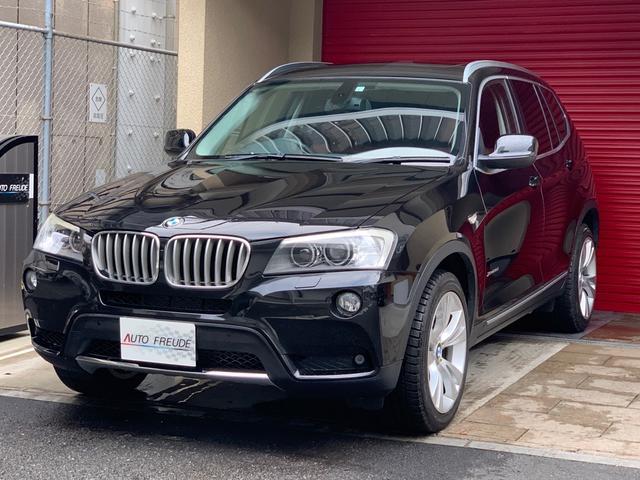 X3(BMW) xDrive 35i 中古車画像