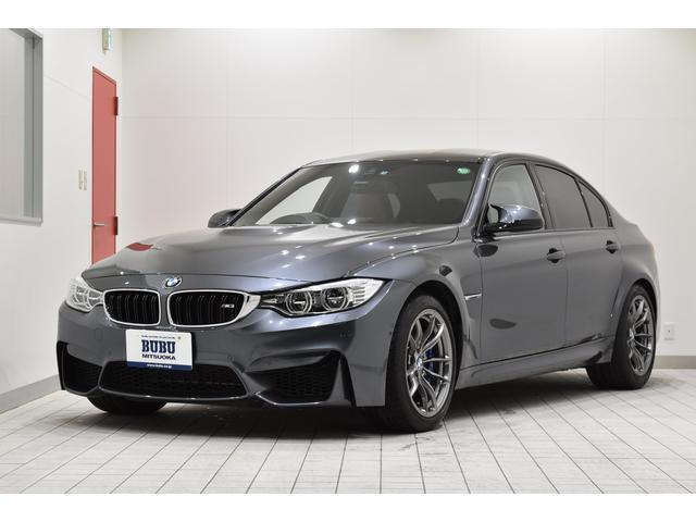 BMW M3カーボンルーフ ドライビングアシスト LEDヘッドライト