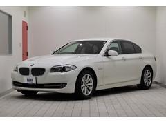 BMW523i ハイラインパッケージ シナモンレザーHDDナビTV