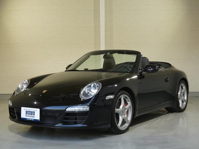 911カレラS カブリオレ 正規D車09yモデル 7速PDK