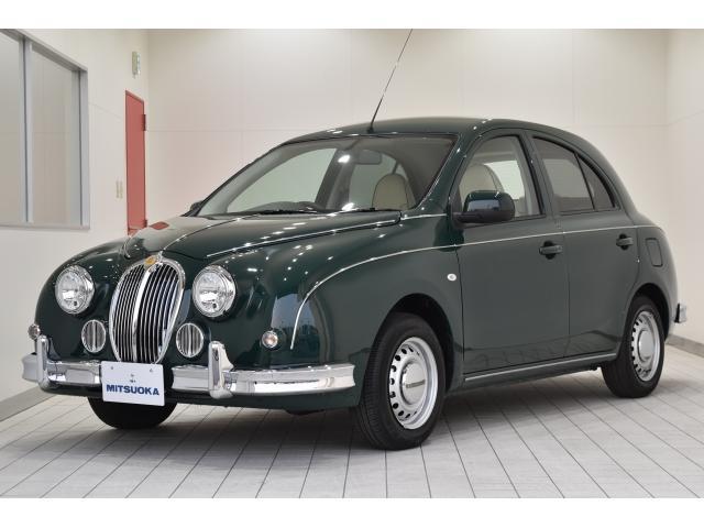 ビュート(光岡) マイ ビュート25周年記念特別仕様車 12DX 中古車画像