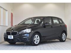BMW218dアクティブツアラー 正規D車 バックカメラ