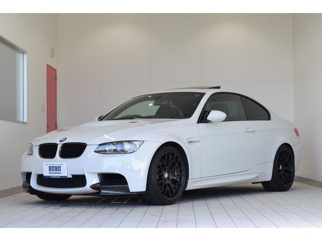 BMW M3クーペ MドライブPKG サンルーフ 19インチAW