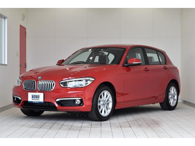 BMW 118i スタイル 2018モデル パーキングサポートPKG