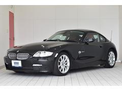 BMW Z4クーペ3.0si 正規ディーラー車 希少ワンオーナー