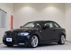 BMW135i Mスポーツ ブラックレザーシート