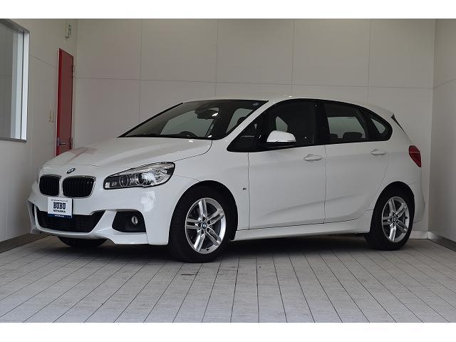BMW 218dアクティブツアラー Mスポーツ コンフォートアクセス
