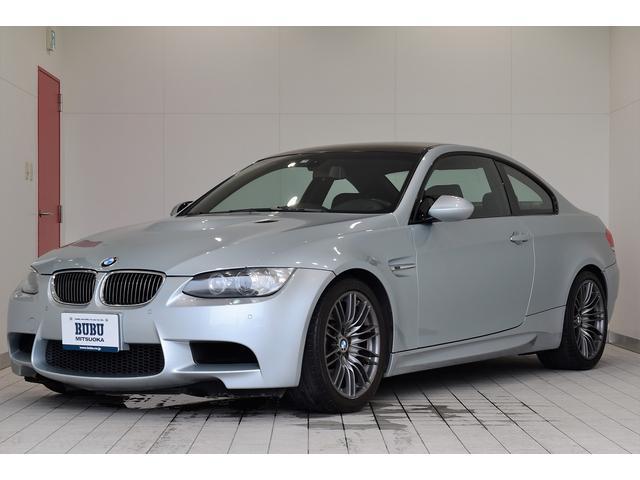 BMW M3クーペ 6速MT MドライブPKG 黒革シート D車