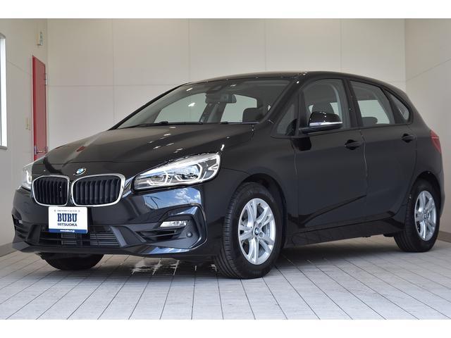 BMW 218iアクティブツアラー プラスP  Pサポート 1オーナ