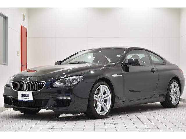 BMW 640iクーペ Mスポーツ 本革シート ワンオーナー D車