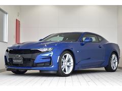 シボレー カマロLT RS 新車保証 スマートキー スポーツサスペンション